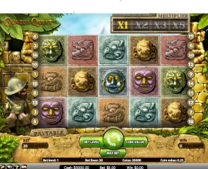 gonzos quest fruit machine