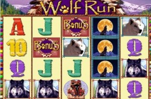wolf run fruit machines