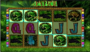 amazonia fruit machines