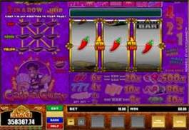 Cash 'n' Curry Fruitmachine